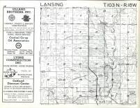 Lansing T103N-R18W, Mower County 1962